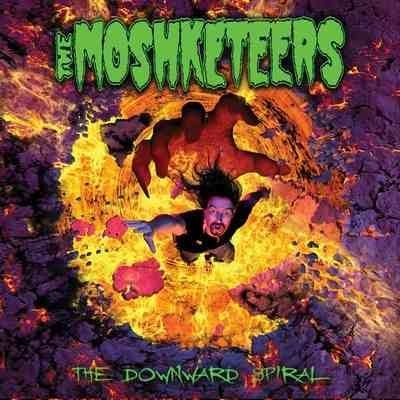 Moshketeers - The Downward Spiral (1990-1997) Deliverance CD