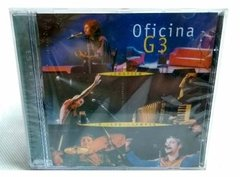 Oficina G3 - Acústico Ao Vivo Cd (Black Friday) - comprar online