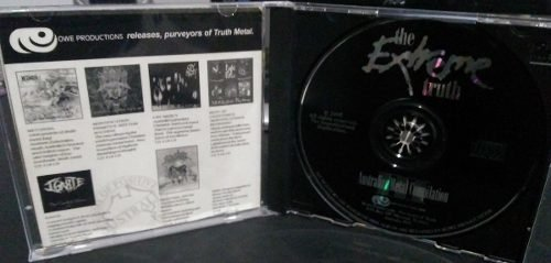 Australian Metal Compilation III - The Extreme Truth (1995) Ultra RARO na internet