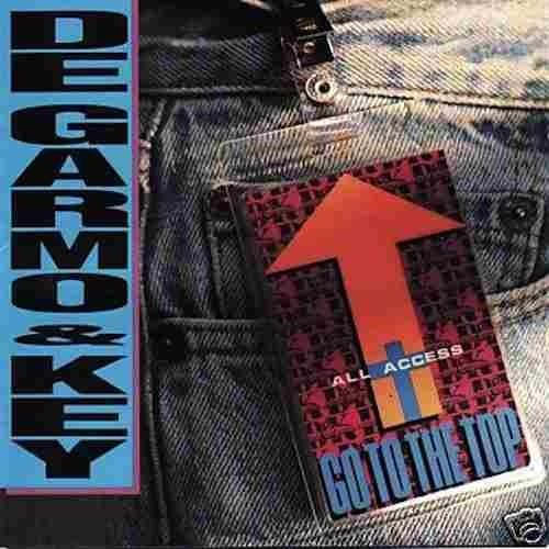 Degarmo & Key Go To The Top (Benson Music 1991) CD Raro