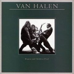 Van Halen - Women And Children First (cd Lacrado) Warner Remasters 1980