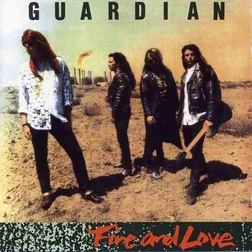 Guardian - Fire And Love - cd Importado CD