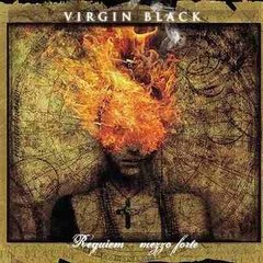 Virgin Black - Requiem - Mezzo Forte  CD