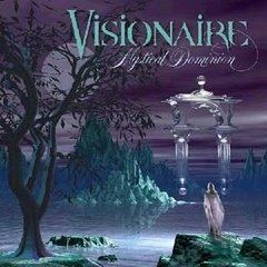 Cd Visionaire - Mystical Dominion  (doom Death) Paramaecium
