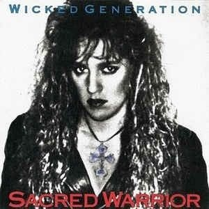 Sacred Warrior -  Wicked Generation (intense Records) CD Raro
