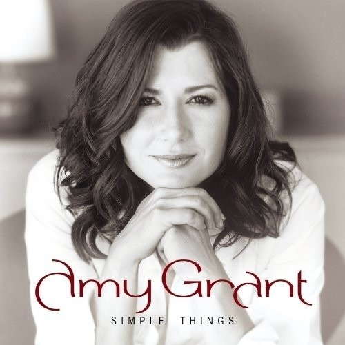 Amy Grant - Simple Things CD (Word 2003) Raro