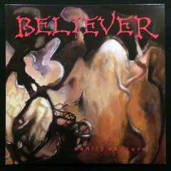 Believer - Sanity Obscure CD (Rex 1990) Ultra Raro