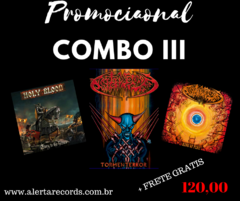 Combo III - Antidemon DVD + Holy Blood + Antidemon CD