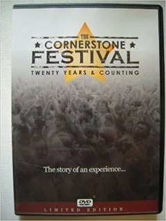 Cornerstone Festival DVD - Twenty Years And Counting (Limited Edition) Raro