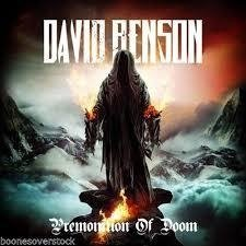David Benson - Premonition of Doom CD (Retroactive Records)
