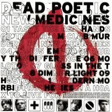Dead Poetic - New Medicines CD  (Solidstate Records 2004)
