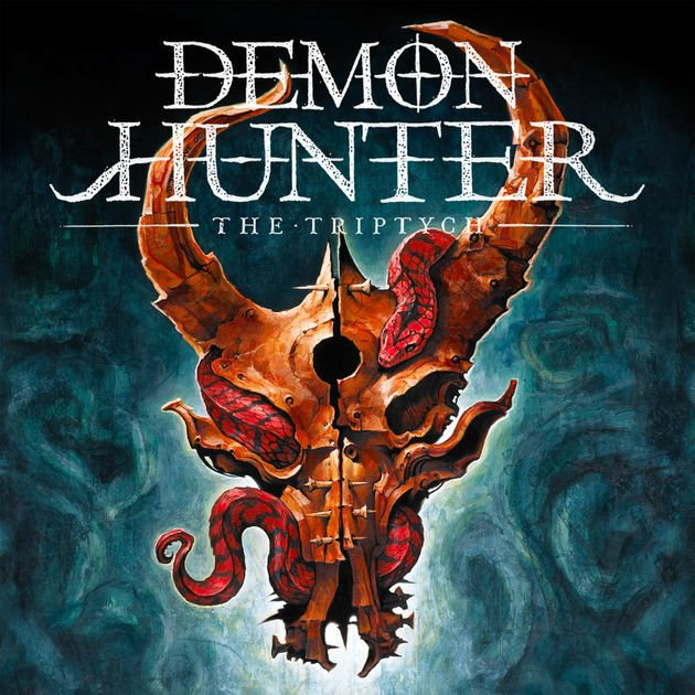 Demon Hunter - The Triptych CD (Solidstate 2005)