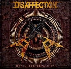 Disaffection - Begin The Revolution CD (Bombworks)