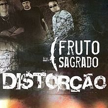 Fruto Sagrado - Distorção CD