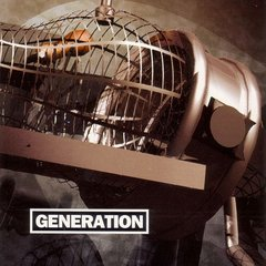 Generation - Brutal Reality CD 1993 (raro)