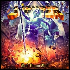 STRYPER -  God Damn Evil CD