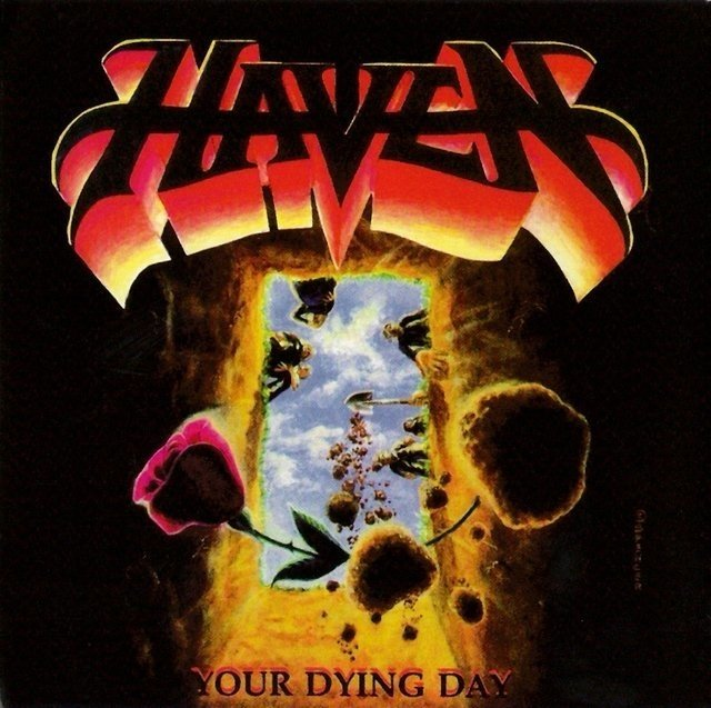 Haven - Your Dying Day CD (Retroactive 1990/2012)