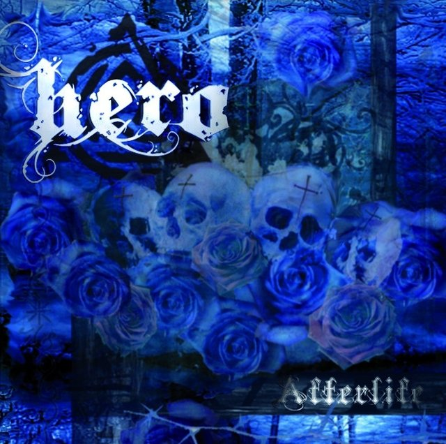 Hero - Afterlife (Blood Red Music 2013) CD