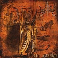 Holy Blood - The Patriot CD (Bombworks Records 2008) Imp. Raro