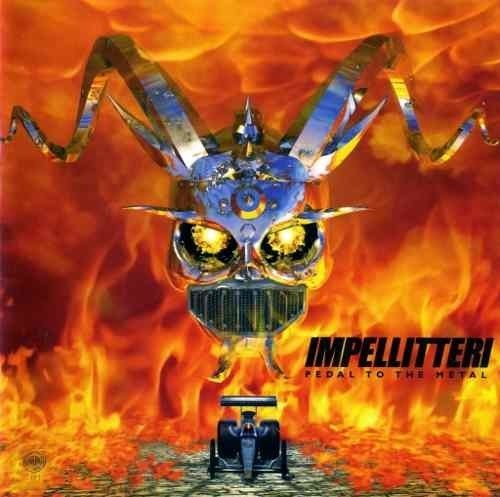Impellitteri - Pedal To The Metal CD