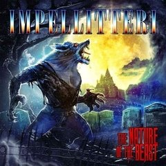 Impellitteri - The Nature of the Beast CD (Hellion Rec.) Nac.