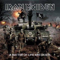 Iron Maiden - A Matter Of Life And Death Cd (lacrado)