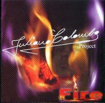Juliano Colombo Project - Fire CD (Avantage Records)