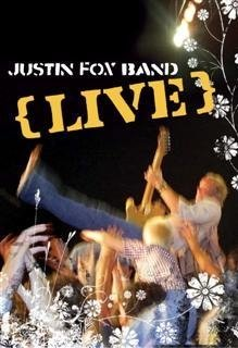 Justin Fox Band DVD - Live