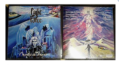 LP Lightforce Mystical Thieves (VINYL) Raro na internet