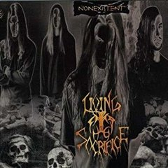 Living Sacrifice - Nonexistent CD (Rex Music 1992) Raro