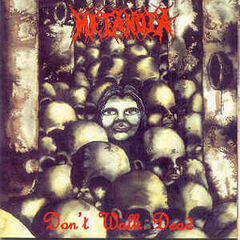 METANOIA - Don't Walk Dead CD