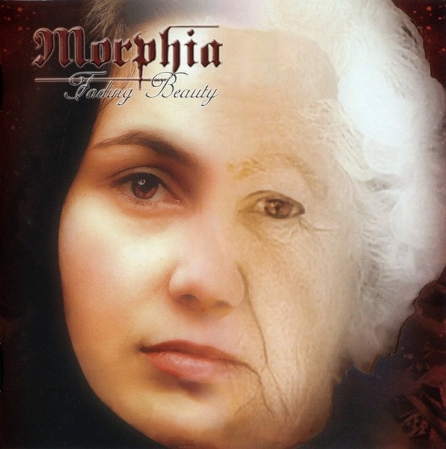 Morphia - Fading Beauty CD (Fear Dark 2004) - Raro