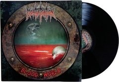 Mortification - Blood World LP (Limited Ed) Vinil Raro - Lacrado