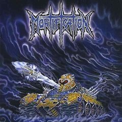 Mortification - Relentless (versão Rock Brigade CD duplo)