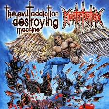 Mortification - The Evil Addiction Destroying Machine CD (2009)