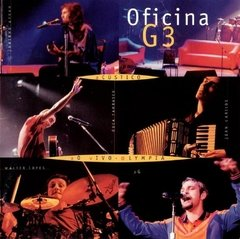 Oficina G3 - Acústico Ao Vivo Cd (Black Friday)