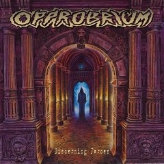 Opprobrium - Discerning Forces CD (Golden Disc) Limited Edition 2000x