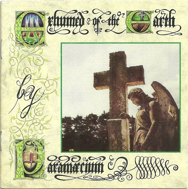 Paramaecium - Exhumed of the Earth (CD Raro)