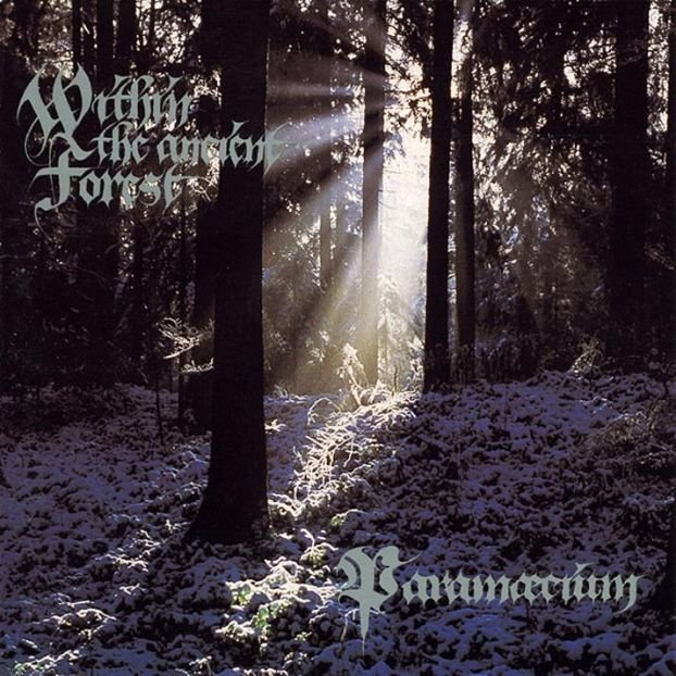 Paramaecium - Within the Ancient Florest CD