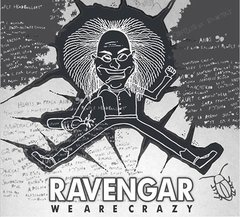 Ravengar - Weare Crazy CD