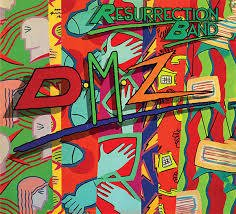REZ - Resurrection Band - DMZ (1982) CD