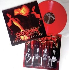 Sacrament - Haunts of Violence LP (Vinil Red) Retroactive Records 1992/2018