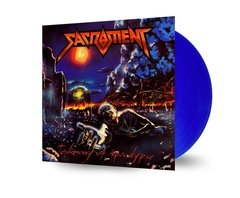 Sacrament - Testimony of Apocalipse LP (Vinil Blue) 1989/2018