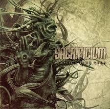 Sacrificium - Prey For Your Gods CD (2013)