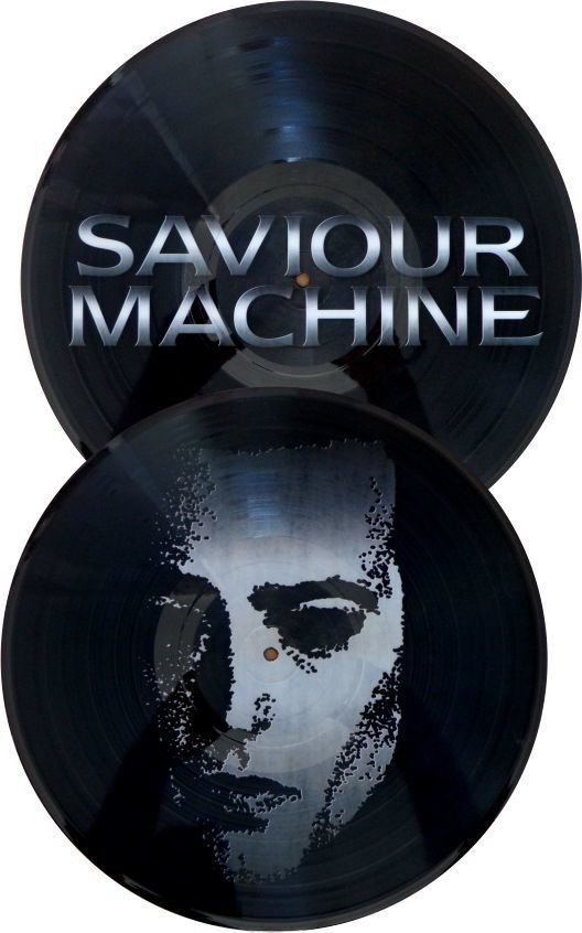Saviour Machine - 20th Anniversary 1990 Demo Lp - Vinil - (PROMO 50)