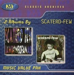 Scaterd Few - Sin Disease/jawboneofanass (Classic Archives)