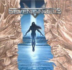 Seven Angels - The Second Floor CD (Raro)