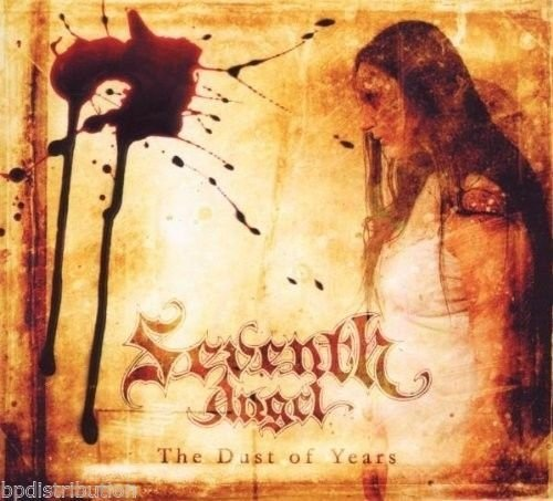 SEVENTH ANGEL - The Dust of Years CD (2009)