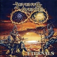 Seventh Avenue - Eternals CD (Golden Hill) Nac.