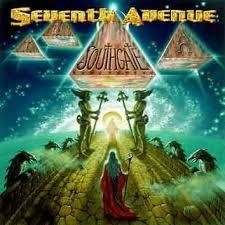 Seventh Avenue - Southgate (Cd raro autografado, versão Megahard Records - 1998)
